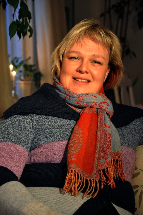Eva Ekström-Andersen